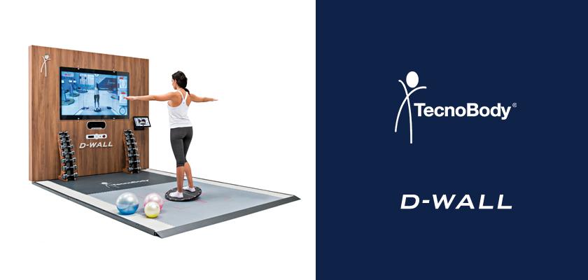 D wall la rivoluzione dello specchio digitale nelle palestre made in tecnobody fitness trend - Test dello specchio ...
