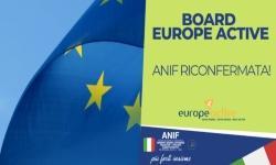 Locandina ANIF board EuropeActive