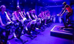 Lezione indoor cycling Another Space