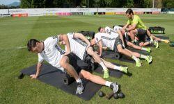 Nazionale di calcio tedesca con BLACKROLL