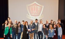 Premiazione Club Award 2017