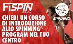 Locandina corso introduzione Spinning Program