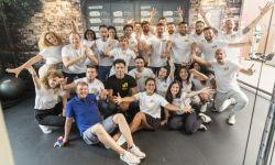 "Foto di gruppo workshop ""Train Clean, Feel Good!"""