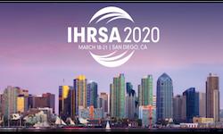 Locandina IHRSA Convention 2020