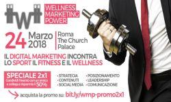 Locandina Wellness Marketing  Power