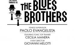 Locandina Blues Brothers Tour
