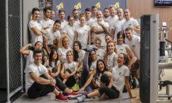 "Foto di gruppo workshop ""Train Clean to Feel Good"""