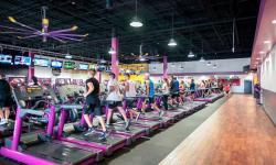 Un club Planet Fitness