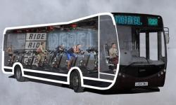 Ride to Rebel Bus