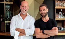 Rainer Schaller e Vito Scavo