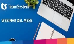 Locandina webinar TeamSystem