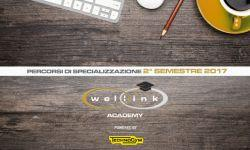 Locandina Wellink Academy