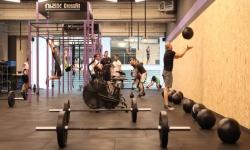 Pavimento Giwa per CrossFit