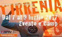 Locandina Tirrenia 2017 Camp ed Evento