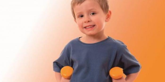 L'esercizio fisico rafforza l'autostima dei bambini big