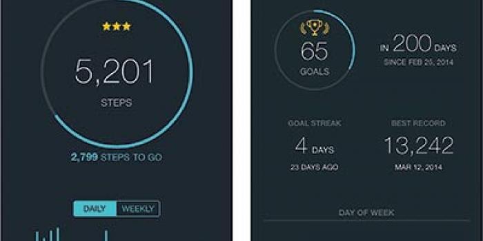 Cresce il mercato delle app dedicate a fitness e salute big