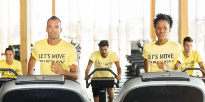 """Donare attività fisica per """"mettere in moto"""" le scuole big"""