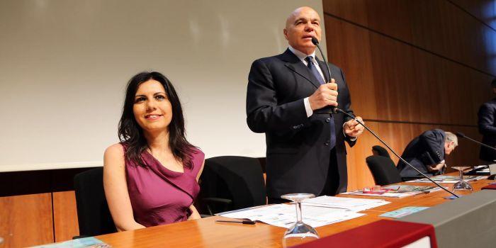 Daniela Sbrollini e Giampaolo Duregon