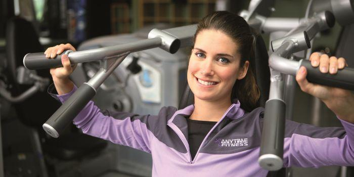Cliente Anytime Fitness
