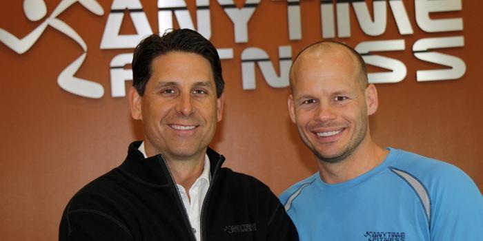 Chuck Runyon e Dave Mortensen