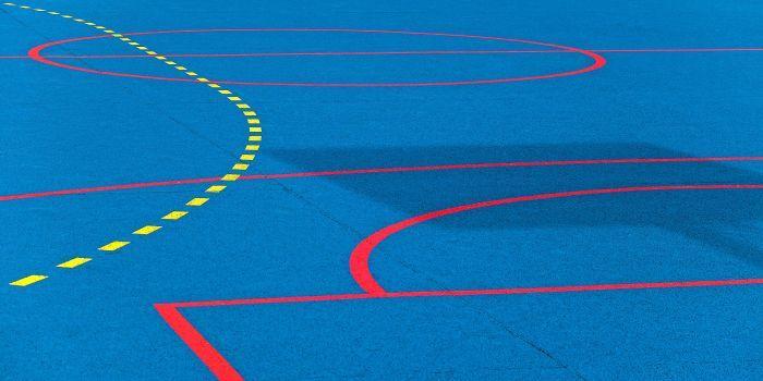 Campo sportivo sintetico