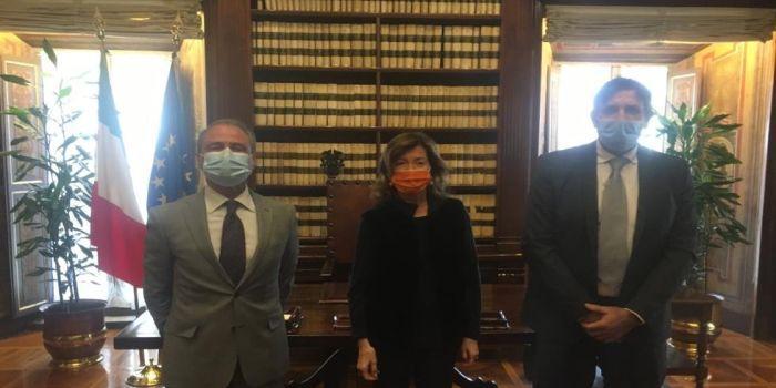 Maurizio Perazzolo, Maria Elisabetta Alberti Casellati, Gerardo Ruberto