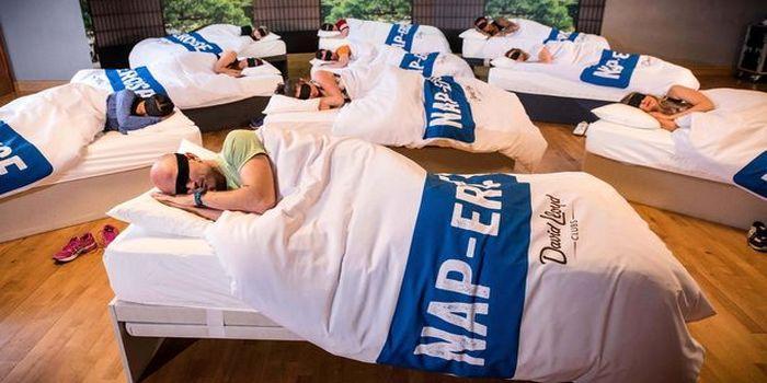 Una classe di nap-ercise
