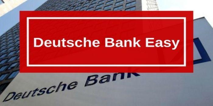Logo Deutsche Bank Easy