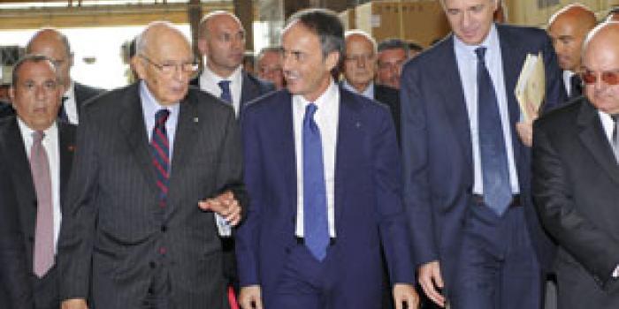 Inaugurata a Cesena la nuova sede di Technogym big