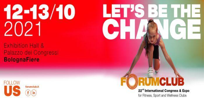 Locandina ForumClub 2021