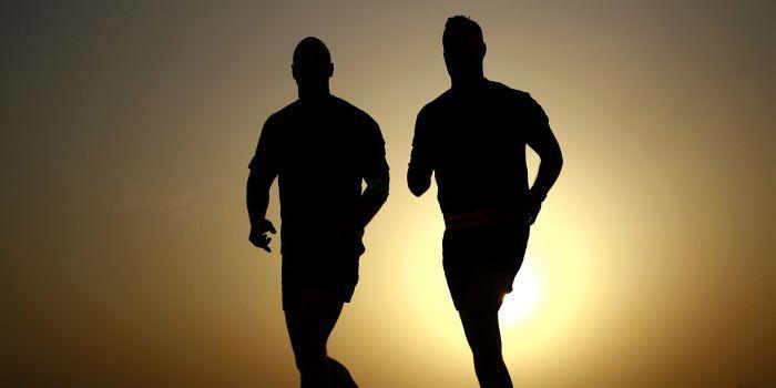 Persone che fanno fitness