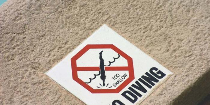 Profondità piscina: il gestore ne è responsabile big