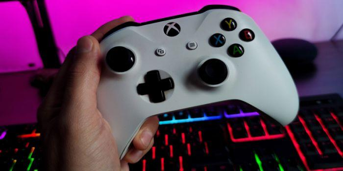 Joystick videogame