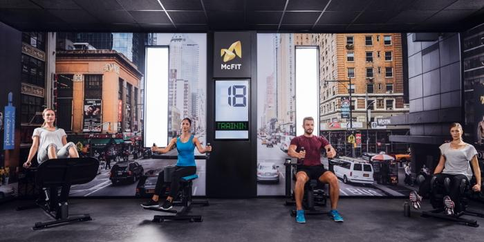 Express Workout McFIT