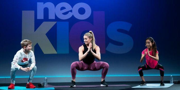 Lezione di NEO Kids