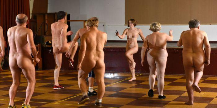 Naked Class