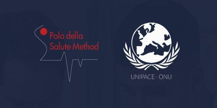 Loghi Polo della Salute Method - UNIPACE ONU
