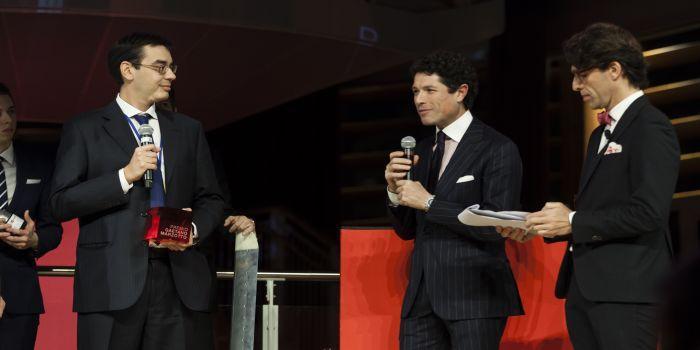 Consegna Premio Gaetano Marzotto 2015