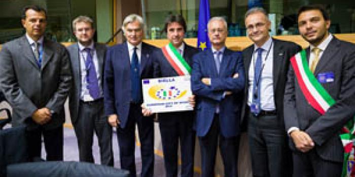 Per il 2014 sono cinque le città europee dello sport italiane big