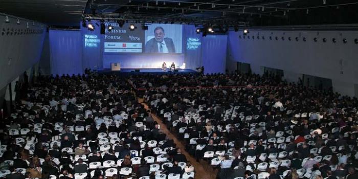 Sala del World Business Forum