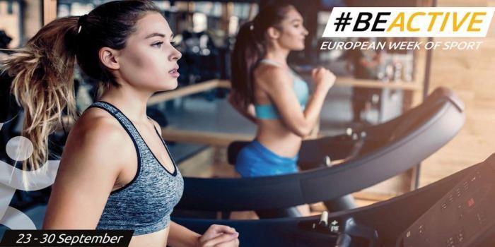 Locandina Settimana Europea dello Sport 2021