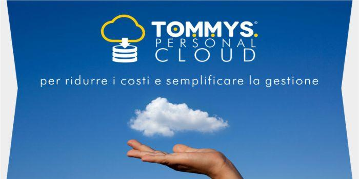 TO.M.M.YS. Personal Cloud