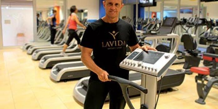 La Vida Wellness punta sull'allenamento EMS big