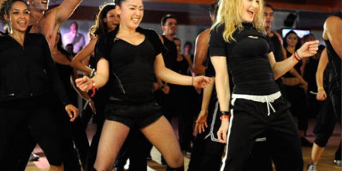Madonna apre il secondo fitness club a Roma big
