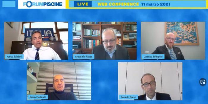 Web Conference Riforma dello sport