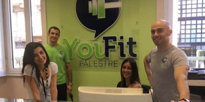 Staff YouFit Palestre