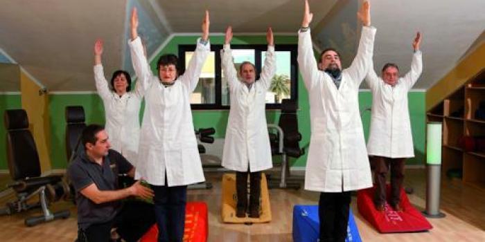 I medici a scuola di 'attività motoria' big