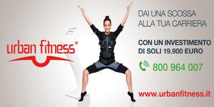 Banner Urban Fitness