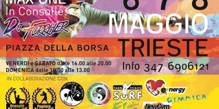 Fit Rex 2016 Trieste