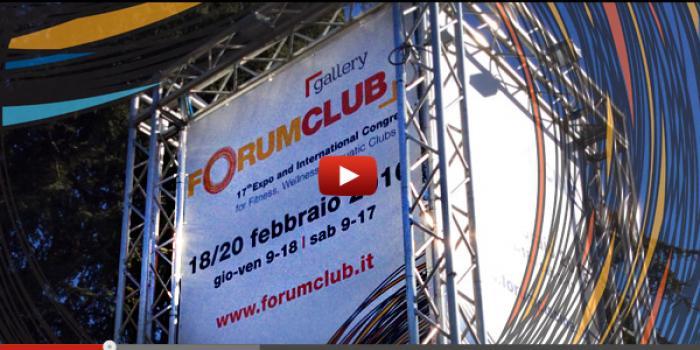 Video ForumClub 2016